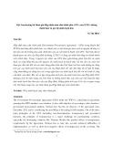 Việt Nam hướng tới tham gia Hiệp định mua sắm chính phủ (GPA) của WTO: Những thách thức từ góc độ minh bạch hóa