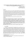Việc áp dụng Điều 38 và Điều 39 CISG trong lĩnh vực thủy sản trên thế giới và một số lưu ý cho doanh nghiệp XNK thủy sản Việt Nam