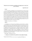 Pháp luật về gọi vốn cộng đồng (crowdfunding): Kinh nghiệm quốc tế và một số lưu ý đối với Việt Nam