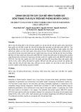 Đánh giá độ tin cậy của mô hình tuabin gió bốn trạng thái dựa trên mô phỏng Monte-Carlo