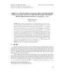 Nghiên cứu chương trình và sách giáo khoa góp phần đổi mới nội dung dạy học môn Toán ở trường trung học phổ thông: Trường hợp dạy học đạo hàm của hàm số y = sin x