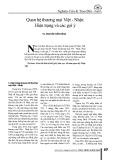 Quan hệ thương mại Việt - Nhật: Hiện trạng và các gợi ý