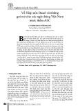 Về Hiệp ước Basel và những gợi mở cho các ngân hàng Việt Nam trước thềm AEC