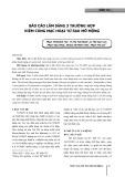 Báo cáo lâm sàng 3 trường hợp viêm củng mạc hoại tử sau mổ mộng