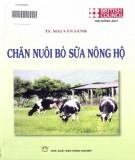 Phương pháp chăn nuôi bò sữa ở nông hộ: Phần 1