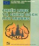 Ebook Chiến lược và chính sách môi trường (In lần thứ II): Phần 1