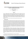 Lessons learned from the implementation and assessment of student centered methodologies