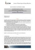 Skill development in experimental courses