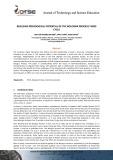 Realising pedagogical potencial of the Bologna process third cycle
