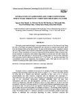 Extraction of adenosine cordycepin from spent solid medium of Cordyceps militaris culture