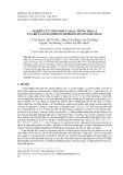 Nghiên cứu tổng hợp và đặc trưng hóa lí của bột nanocomposit hydroxyapatit chitosan