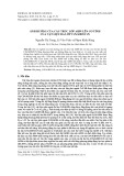 Ảnh hưởng của cấu trúc lớp AlBN lên cơ tính của vật liệu đa lớp CrN/AlBN/CrN