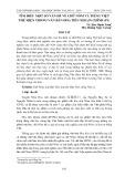 Tìm hiểu một số vấn đề về chữ Nôm và tiếng Việt thể hiện trong văn bản hoa tiên nhuận chính (P1)
