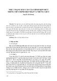 Thực trạng báo cáo tài chính hợp nhất trong tiến trình hội nhập và những gợi ý