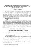 Đặc điểm cấu trúc và phương thức biểu đạt hành vi từ chối lời thỉnh cầu trong tiếng Hán (liên hệ với Tiếng Việt)