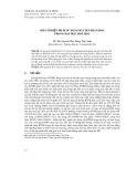 Một số biện pháp sử dụng bài tập phân hoá trong dạy học hoá học