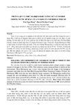 Phân lập và thử nghiệm khả năng xử lý nitrit trong nước rỉ rác của vi khuẩn Nitrobacter sp.