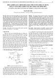 Điều khiển quá trình hóa học phi tuyến MISO sử dụng thuật toán điều khiển dự báo theo mô hình MPC