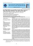 Xác định tính mùa, sự tập trung của mưa phục vụ tái cơ cấu và phát triển nông nghiệp bền vững, phòng chống thiên tai ở Đồng bằng Sông Cửu Long: Ví dụ cho vùng Cần Thơ