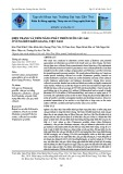 Hiện trạng và tiềm năng phát triển nuôi cầu gai ở vùng biển Kiên Giang, Việt Nam