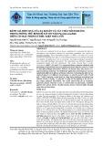 Đánh giá hiệu quả của xạ khuẩn và các chất kích kháng trong phòng trừ bệnh rỉ sắt do nấm puccinia arachidis trên cây đậu phộng ở điều kiện nhà lưới