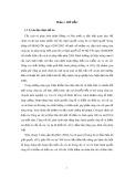 Đề án: Nâng cao chất lượng thực hành quyền công tố và kiểm sát điều tra, xét xử các vụ án hình sự ở Viện kiểm sát nhân dân thị xã Bỉm Sơn, tỉnh Thanh hóa giai đoạn 2017-2020