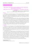 Hiện trạng sản xuất và chất lượng của nước mắm mang chỉ dẫn địa lý Phú Quốc