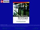 Lecture Operating systems: A concept-based approach (2/e): Chapter 18 - Dhananjay M. Dhamdhere