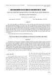 Hiện trạng nguồn lợi cá và động vật thân mềm ở hồ Tây - Hà Nội