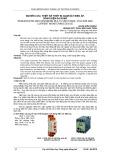 Nghiên cứu, thiết kế thiết bị giám sát điện áp, dòng điện đa năng