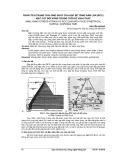 Phân tích trạng thái ứng suất của đập bê tông đầm lăn (RCC) mặt cắt đối xứng trong thời kỳ khai thác