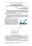 Động lực học cần trục nổi trong quá trình nâng hạ tải trọng