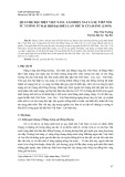 Quan hệ đặc biệt Việt Nam - Lào hiện nay là sự tiếp nối tư tưởng từ Đại hội Đại biểu lần thứ II của Đảng (2-/951)
