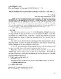 Kiểm nghiệm phẩm chất gieo ươm hạt Mạy châu tại Sơn La