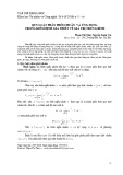 Quy luật phân phối chuẩn và ứng dụng trong kiểm định giả thiết về giá trị trung bình