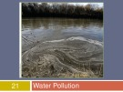 Lecture Human ecology - Chapter 21: Water pollution