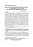 Đánh giá xơ hóa gan nặng bằng phối hợp kỹ thuật arfi với thang điểm xơ hóa nafld trên bệnh nhân viêm gan nhiễm mỡ không do rượu