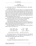 Bài giảng Sức bền vật liệu: Chương 2 - GV. Lê Đức Thanh