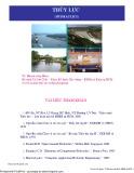 Bài giảng Thủy lực (Hydraulics) - TS. Huỳnh Công Hoài