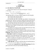 Bài giảng Sức bền vật liệu: Chương 5 - GV. Lê Đức Thanh