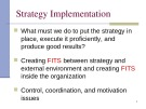 Lecture Organizational strategies for the 21st century - Chapter 11