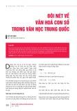 Đôi nét về văn hoá con số trong văn học Trung Quốc