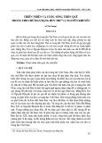 Thiên nhiên và cuộc sống thôn quê trong thơ chữ Hán Đặng Huy Trứ và Nguyễn Khuyến