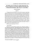 Huy động vốn từ tiền gửi và phát hành giấy tờ có giá tại một số Ngân hàng thương mại Nhà nước chi nhánh Thanh Hóa: Thực trạng và giải pháp