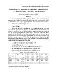 Ảnh hưởng của hàm lượng niken đến tính chất bảo vệ chống ăn mòn của lớp mạ hợp kim Zn - Ni