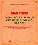Giáo trình Đường lối cách mạng của đảng cộng sản Việt Nam - Phần 2