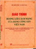 Giáo trình Đường lối cách mạng của đảng cộng sản Việt Nam - Phần 1