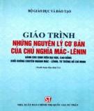 Giáo trình Những nguyên lý cơ bản của chủ nghĩa Mác-Lênin: Phần 2 - PGS. TS. Nguyễn Viết Thông