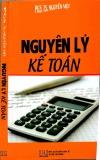 Giáo trình Nguyên lý kế toán: Phần 1 - NXB Kinh tế