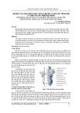 Nghiên cứu giải pháp hoán cải bộ làm kín cơ khí lắp trên bơm ly tâm của tàu Trần Đại Nghĩa
